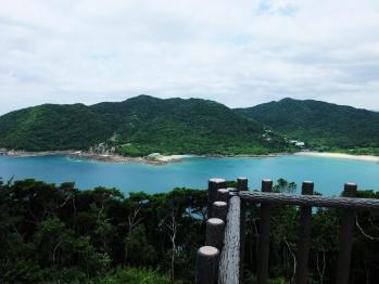 うわばキャンプ&海水浴 171