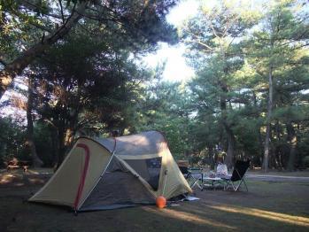 吹上海浜キャンプ 043