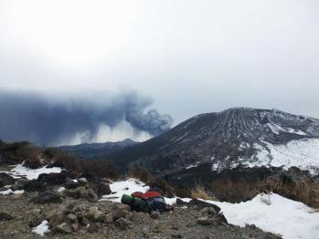 えびの高原、甑岳 012