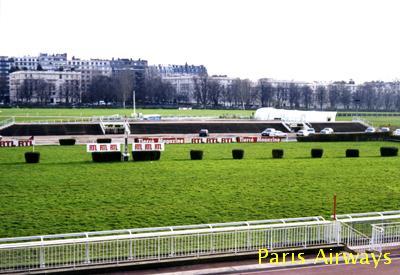 オトゥーイユ競馬場