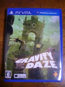 GravityDaze購入