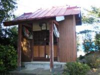 新田家臣・篠塚伊賀守の神社