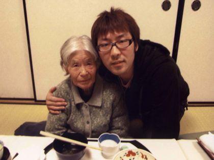 範彦とおばあちゃん