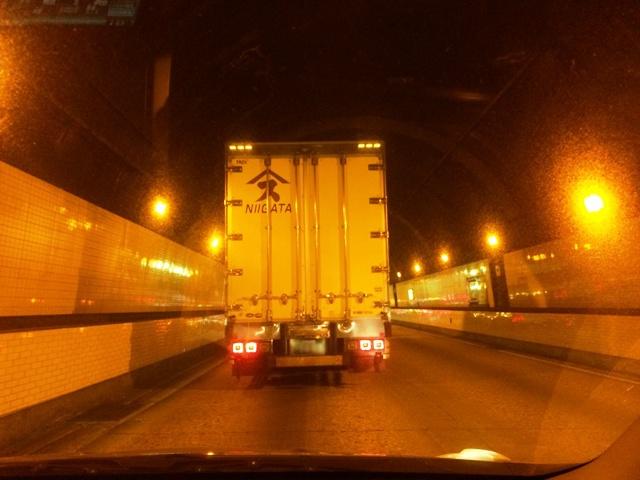 関越トンネルの事故