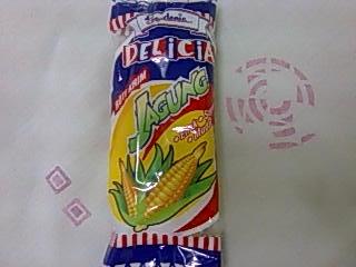 コーン味のクリームパン