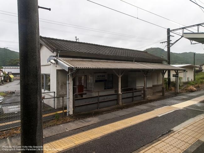紀伊浦神駅(きいうらがみえき)