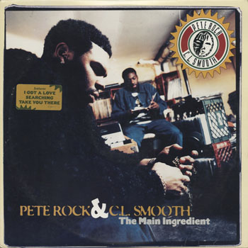 HH_PETE ROCK  CL SMOOTH_THE MAIN INGREDIENT_201311