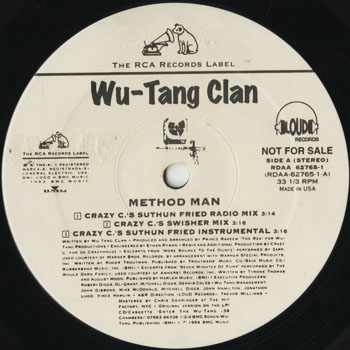 HH_WU TANG CLAN_METHOD MAN CRAZY C REMIX_201311