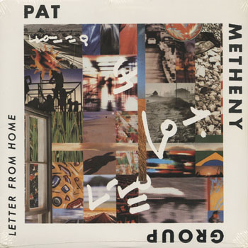 JZ_PAT METHENY GROUP_LETTER FROM HOME_201311