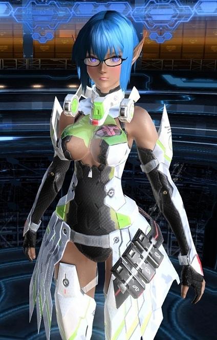 PSO2秋姫