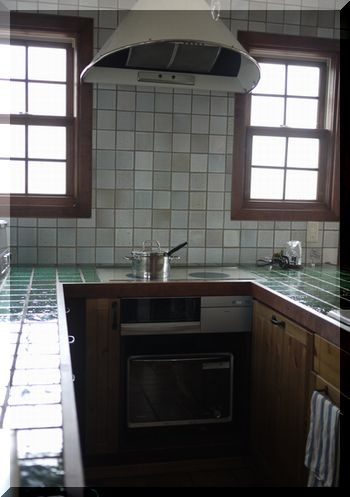 あやかさん家のキッチン