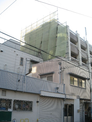 佐伯コ-足場
