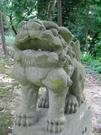 黒水神社脇田1