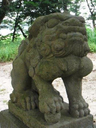 黒水神社脇田3