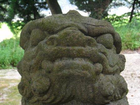 黒水神社脇田4