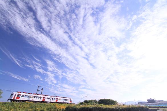 2014/10/18 和歌山電鐵貴志川線 甘露寺前~貴志