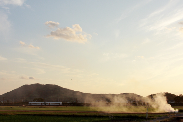 2009年10月 和歌山電鐵貴志川線 竈山~交通センター前