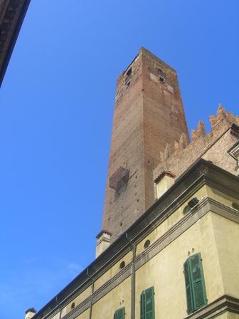 マントヴァの塔