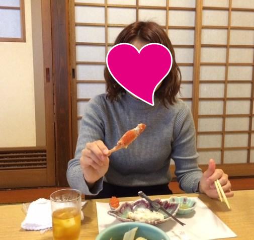 ガッツリ食べる女子