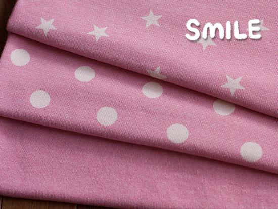 ピンク3色