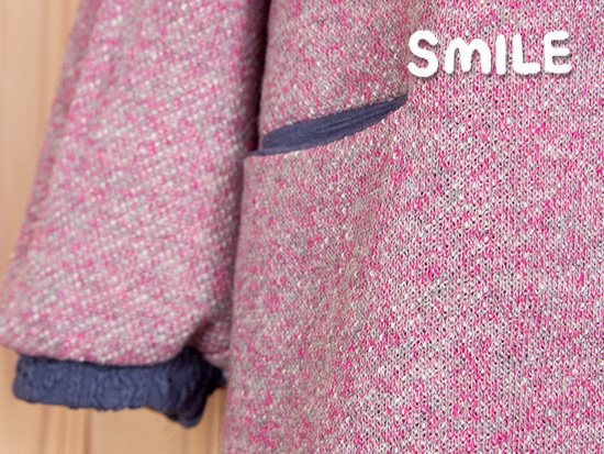 SMILE -【サンプル】ジャムカラー裏毛の画像
