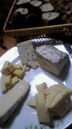 特盛りチーズ