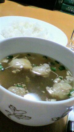 もつ鍋残りスープ