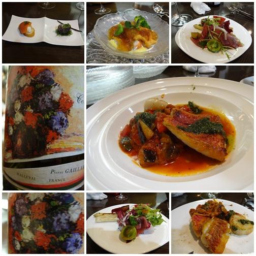 201303 お祝いディナー