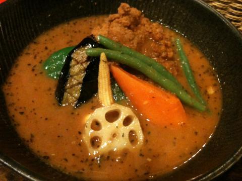 laviのスープカレー