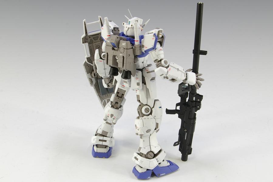 RG GP01 ゼフィランサス 改修