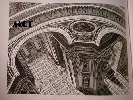 ローマのサン・ピエトロ寺院