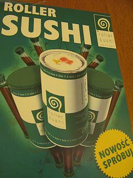 Roller Sushi