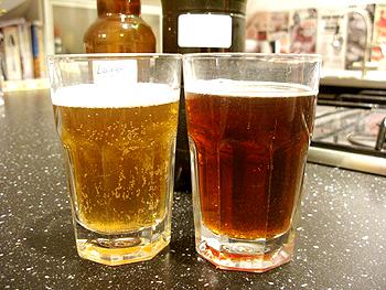 琥珀ビール