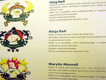 Roller Sushi 3