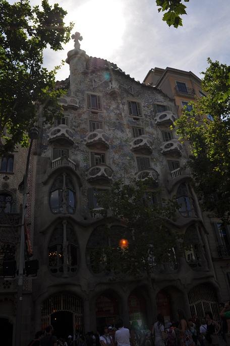 バルセロナ13