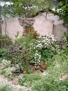コンテスト最優秀の庭