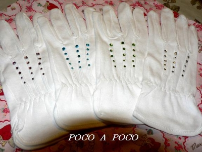 ゴスペラッツ手袋