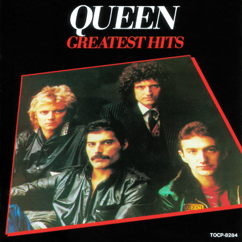 Greatest Hits/QUEEN