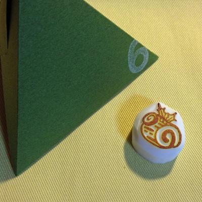 ケーキ印面