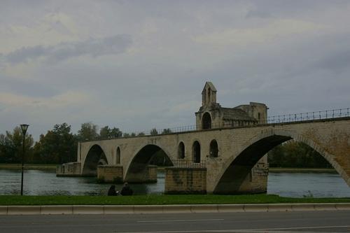 アヴィニョンの橋