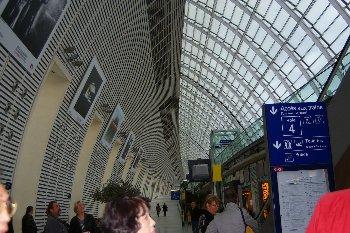 アビニョン駅