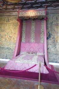 5人の王妃の居室