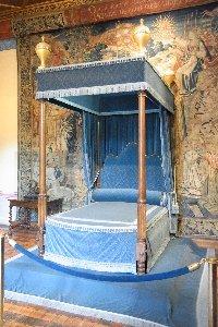 ディアーヌ・ド・ポワティエの寝室