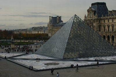 地上のピラミッド