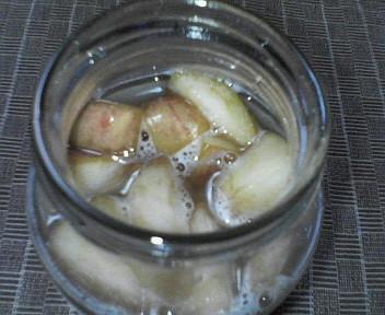 天然酵母リンゴ