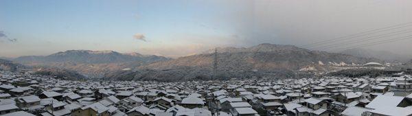 雪 五月2012.2.18