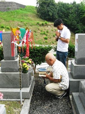 墓参りJPG