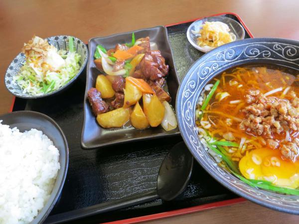 中国料理 満福(まんふく)