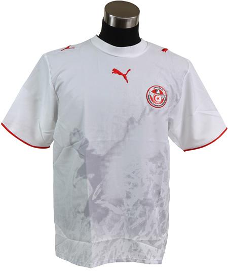 2006 チュニジア代表 Home