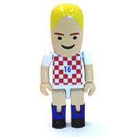 「USBピープル」 -サッカークロアチア代表モデル